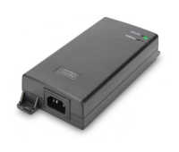 Адаптер PoE DIGITUS PoE Ultra 802.3at, 10/100/1000 Mbps, Output max. 48V, 60W (DN-95104)