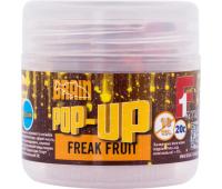 Бойл Brain fishing Pop-Up F1 Freak Fruit (апельсин/кальмар) 10 mm 20 gr (1858.01.83)