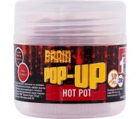 Бойл Brain fishing Pop-Up F1 Hot pot (специи) 10 mm 20 gr (1858.01.84)