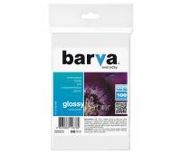 Бумага BARVA 10x15 Everyday 180г Glossy 100с (IP-CE180-288)