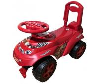 Чудомобиль Active Baby музичний червоний (013117-0205М)