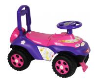 Чудомобиль Active Baby рожево-фіолетовий (013117-0203)
