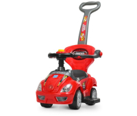 Чудомобиль Bambi 4205-3 Красная (M 4205-3)