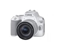 Цифровой фотоаппарат Canon EOS 250D 18-55 IS White (3458C003AA)