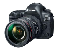 Цифровой фотоаппарат Canon EOS 5D MKIV 24-105 L IS II USM Kit (1483C030)