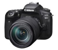 Цифровой фотоаппарат Canon EOS 90D 18-135 IS nano USM (3616C029)