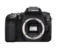 Цифровой фотоаппарат Canon EOS 90D Body (3616C026)