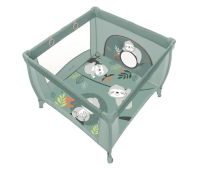 Детский манеж Baby Design Design Play Up 2020 04 Green (202315)