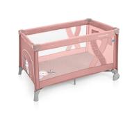 Детский манеж Baby Design Simple 08 Pink (Simple 08 2019)