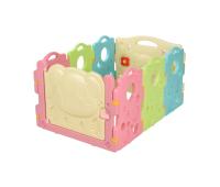 Детский манеж Same Toy Aole Звезды 6+2 (ограждение) (AL-W160309001)