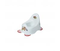Горшок Bertoni/Lorelli Dogs Белый (Lorelli DOGS white)