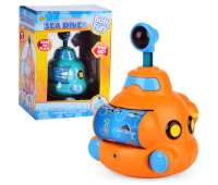 Игрушка для ванной Bath fun Батискаф водомет (9913)