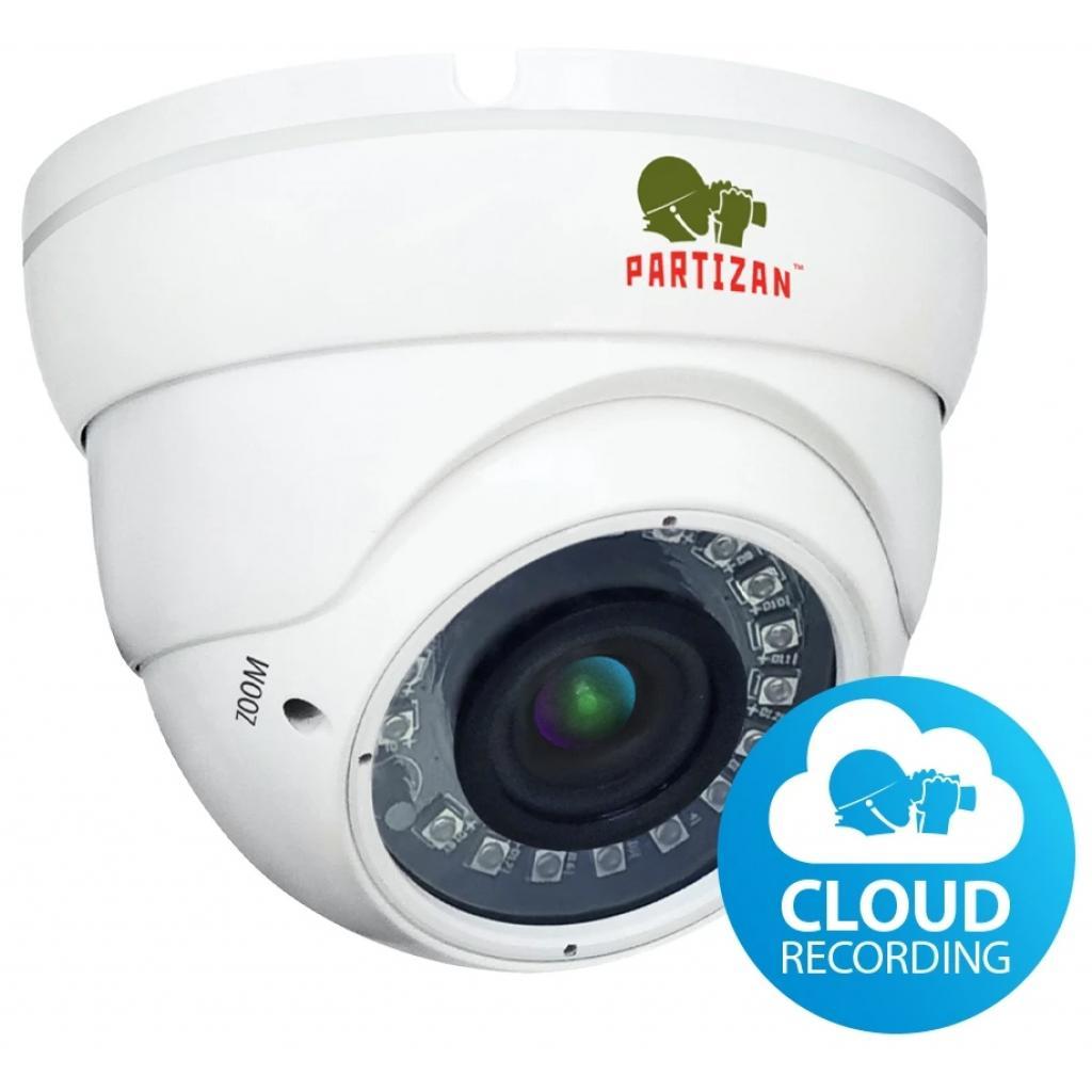Камера видеонаблюдения Partizan IPD-VF2MP-IR SE v2.1 Cloud (1483)