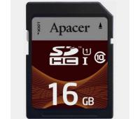 Карта памяти Apacer 16GB SDHC UHS-I Class10 RP (AP16GSDHC10U1-R)