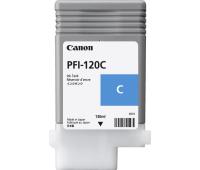 Картридж Canon PFI-120 Cyan, 130ml (2886C001AA)