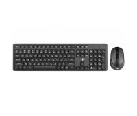 Комплект 2E MK420 Wireless Black (2E-MK420WB)