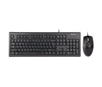 Комплект A4tech KR-8372 USB Black