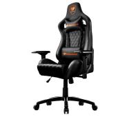Кресло игровое Cougar Armor S Black