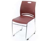 Кухонный стул Аклас Плейфул CH Красный (11400)