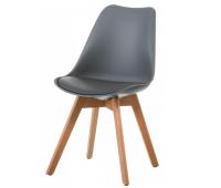 Кухонный стул Special4You Sedia black/grey (000002556)