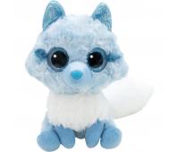Мягкая игрушка Aurora Yoo Нoo Арктическая лиса сияющие глаза 20 см (170069A)
