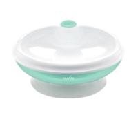 Набор детской посуды Nuvita Тарелка с подогревом 6м + зеленая (NV1427COOLGREEN)