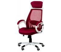 Офисное кресло Special4You Briz red/white (000002194)
