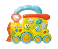 Развивающая игрушка Baby Team Паровозик (8636)