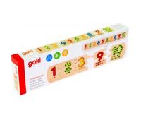 Развивающая игрушка Goki Учимся считать (57012)