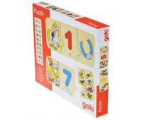 Развивающая игрушка Goki Узнай количество (57594)
