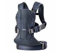 Рюкзак-переноска Baby Bjorn Baby Carrier One Air Mesh Navy blue (98008)