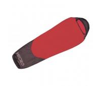 Спальный мешок Terra Incognita Compact 1400 (R) (красный/серый) (4823081503507)