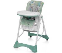 Стульчик для кормления Baby Design Pepe New Green (292026)