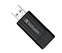 USB флеш накопитель 32Gb Store'n'Go PinStripe black Verbatim (49064)