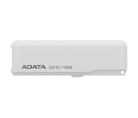 USB флеш накопитель ADATA 16GB UV110 White USB 2.0 (AUV110-16G-RWH)