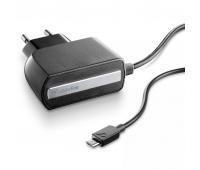 Зарядное устройство 2A with cable 1,6m MicroUSB CellularLine (ACHPHMICROUSB)